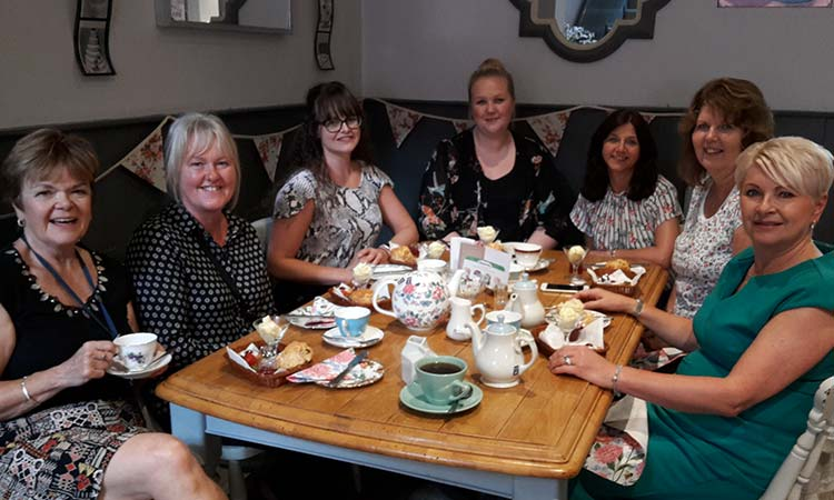 KATHARINE HOUSE HOSPICE CHARITY EVENT - Care for a Cuppa