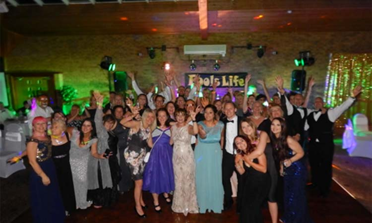 A CHILD OF MINE SUMMER CHARITY BALL - supporting bereaved families