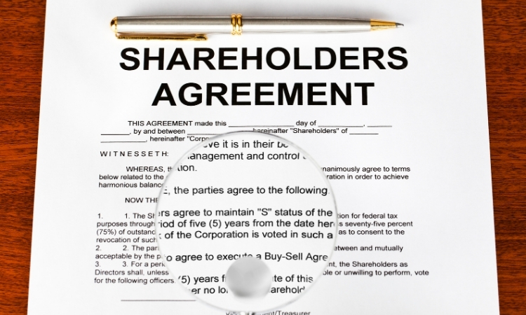 How can a well drafted shareholder agreement benefit and protect you?